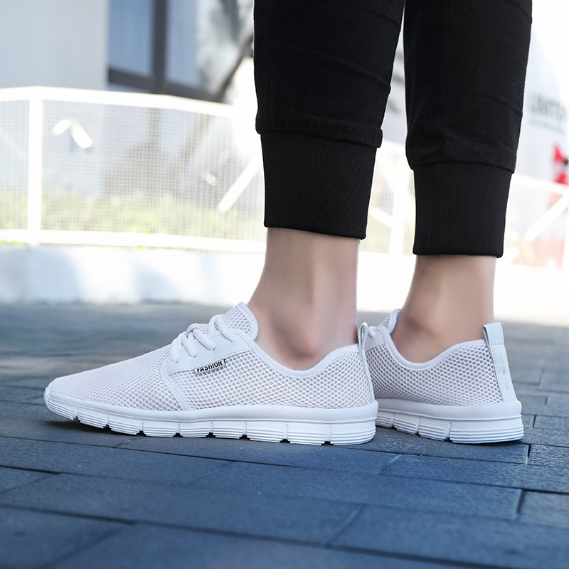 summer men sneakers fashion air mesh breathable casual shoes light weight man moccasins comfortable korean cheap male footwear (43)