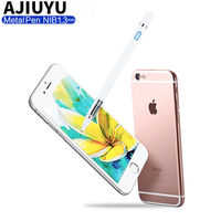 Pen Active Stylus Capacitive Touch Screen For Apple IPhone X 8 Plus 7 6 6s 6Plus