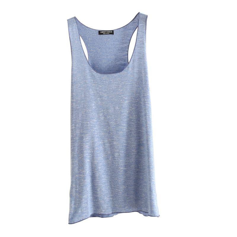 Women Fitness   Tank     Top   Female T Shirt Summer Vest Loose Model Women T-shirt Cotton O-neck Slim   Tops   Clothes Plus Size