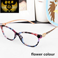 fashion women eye glasse retro style eyeglasses new optical frame brand design eyewear for women leopard head spectacles Oculos