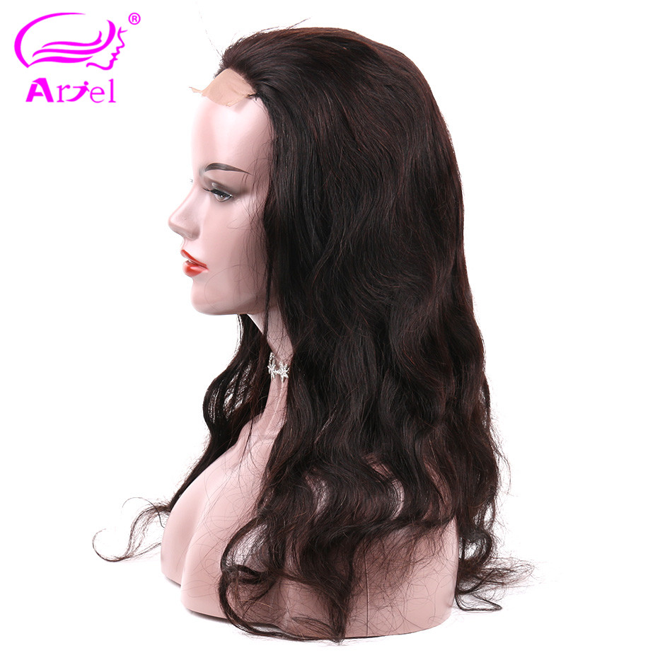 Lace Closure Wig 4 4 Closure Wig Body Wave Human Hair Wigs For Black Women Indian