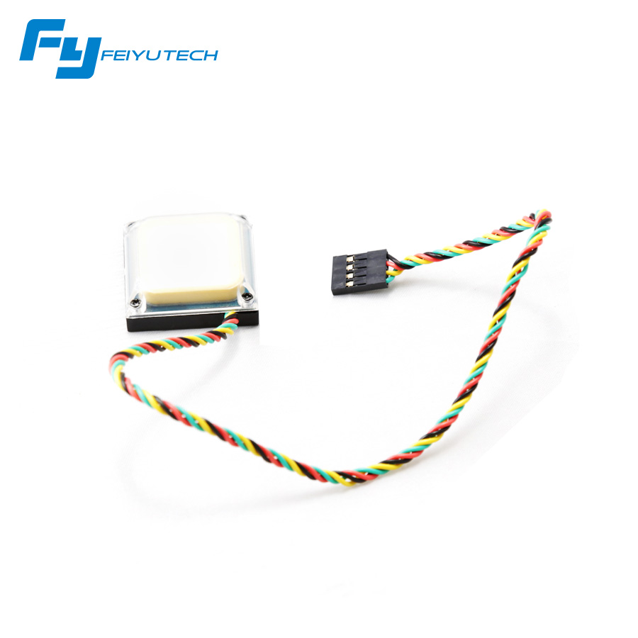 FY-GPS position module for FY-41AP&FY-DOS&Panda2 flight control feiyu fy 41ap fy 41ap m fy 41ap a lite osd autopilot flight control system for fpv fixed wing and quadcopter hexrcopter
