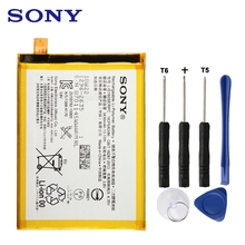 цена на Original Replacement Sony Battery LIS1605ERPC For SONY Xperia Z5 Premium Z5P Dual E6853 E6883 Authentic Phone Battery 3430mAh