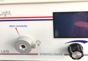 Image 5 - 内視鏡光源はストライカー/ウルフコネクタとストルツ/オリンパス/繊維ケーブル光源/fxx