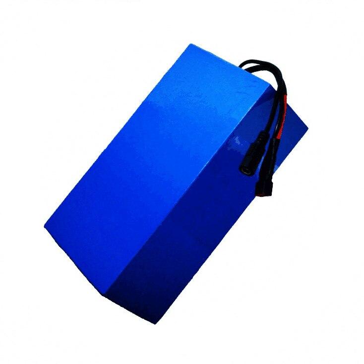 XuHangHao 48 v 15AH batterie pack 48 v 15AH 1000 w ebike e scooter Lithium ion batterie 30A BMS