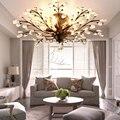 Винтажная Подвесная лампа  кухонные столовые люстры de sala  подвесные светильники для современного ресторана/бара/кафе  Подвесная лампа