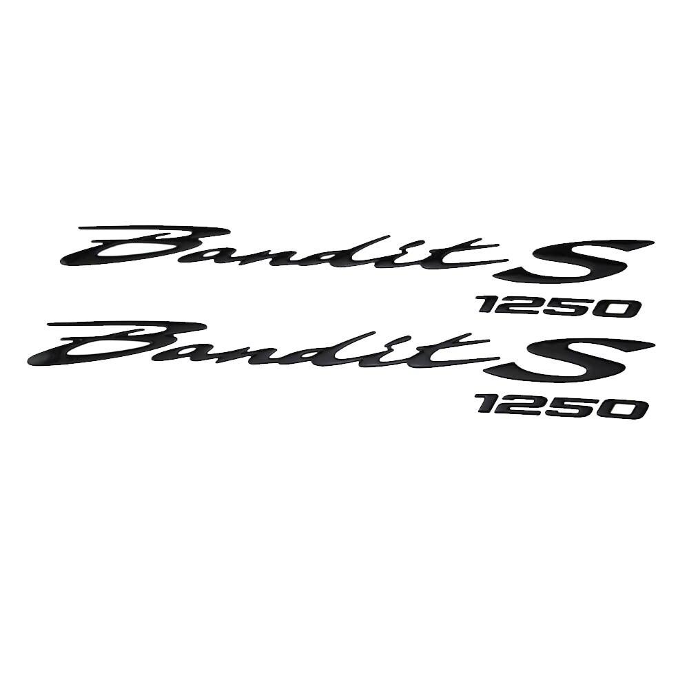 KODASKIN Moto 3D Élever Emblème Autocollant Decal pour Suzuki Bandits GSF1250