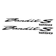 KODASKIN Motorcycle 3D Raise Emblem Sticker Decal for Suzuki Bandits GSF1250