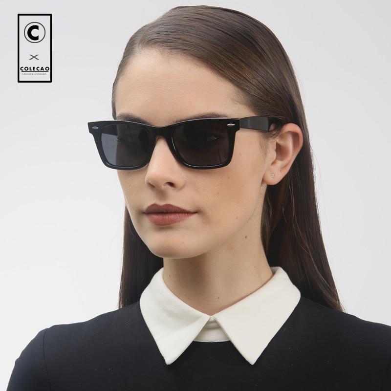 COLECAO Retro Pesc Driving Polarized Sunglasses Women Men Brand designer Original Glasses 2017 Polarizados Sun Glasses P2143