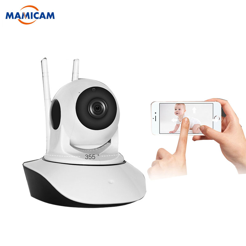 P2P Night Version Indoor Camera 1080P 720P CCTV Camera HD IP Camera WI-FI Wireless Home Security Camera Plug And Play PTZ enklov 960p cctv camera hd ip camera wi fi wireless home security camera plug and play ptz p2p night version indoor camera