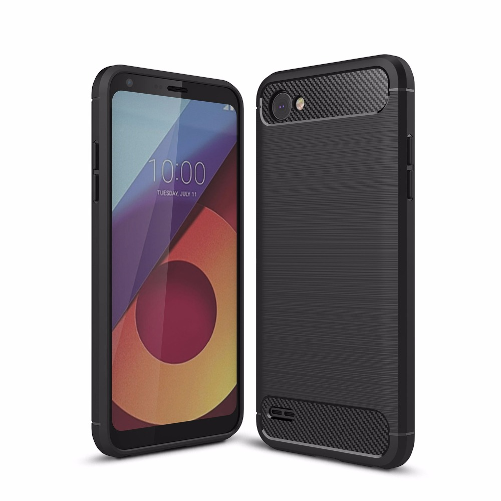 Lnobern Case For LG Q6,Dirt-resistant Cover For LG Q6 Plus Q6a Silicone Style Mobile Phone Casefor LG Q6 Alpha LG Q6 Bags Cases