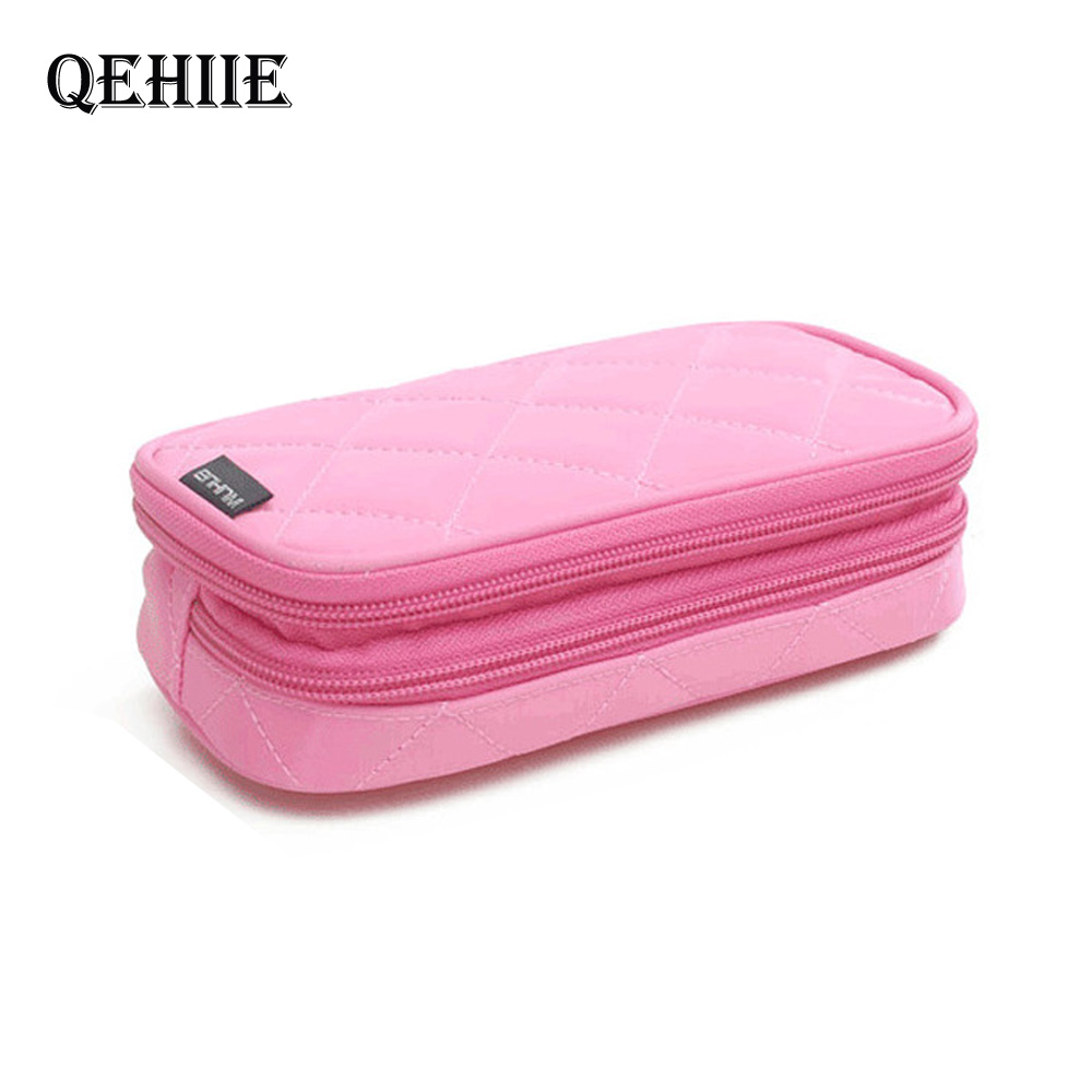 Case Makeup-Pouch Mini-Organizer Professional Cosmetic-Bags Travel Nylon Waterproof Woman
