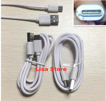 Free DHL 1m 2m 3m Mobile Phone Cable 5V 2A USB C Type C Fast Charging Cable Cord Sync for Samsung Galaxy Note 8 S9 S8 Usb Tipo C