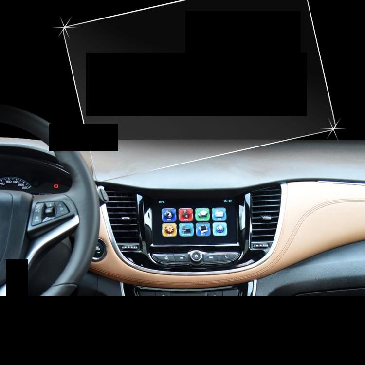 2019 Chevrolet Trax: Lsrtw2017 Car Navigation Screen Tempered Film For
