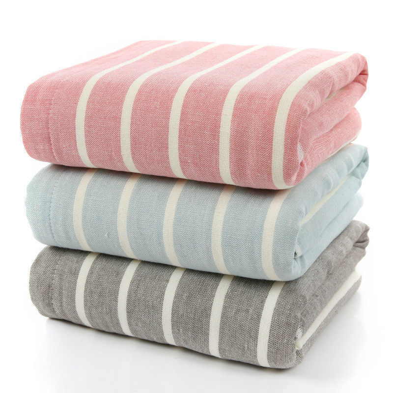 Elegant Soft Bath Towels 100% Cotton 70x140cm Spa Bath
