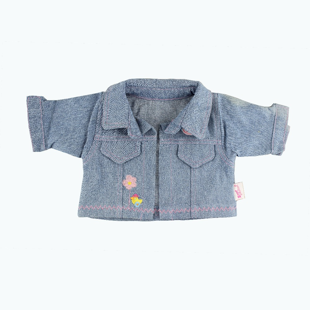 Cowboy Coat Doll Clothes Wear fit 43cm Baby Born zapf, Children best Birthday Gift(only sell clothes)