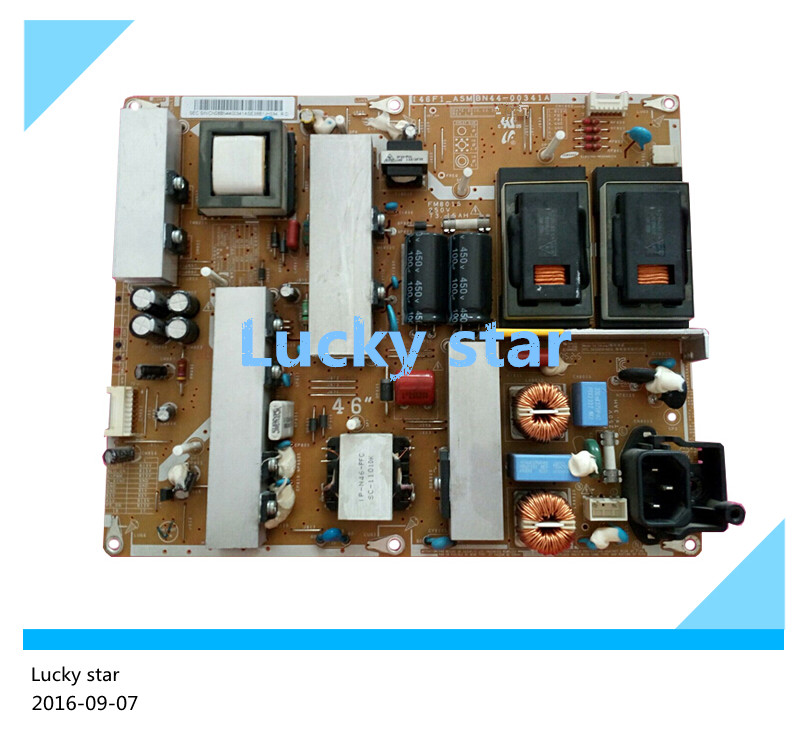used for board Power Board LA46C530F1R LA46C350F1R BN44-00341A I46F1-ASM Tested Working dhl ems used for sch neider vx5a1hd22n4 power driver board tested
