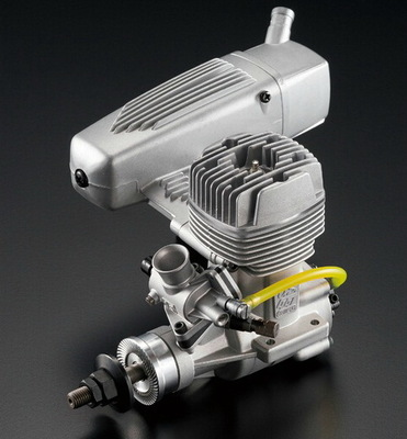 1PC <font><b>OS</b></font> 3A200 GGT15 Gasoline Engines No Need CDI Petrol <font><b>Motor</b></font> for RC Aircraft Fixed Wing image