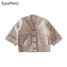 kacapreety Warm winter clothes cotton knitted long sleeve