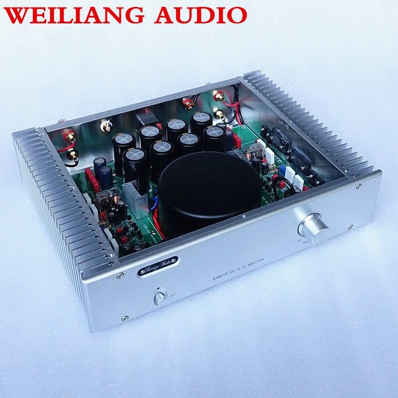 Weiliang audio 933 amplificateur de puissance circuit amplificateur de puissance