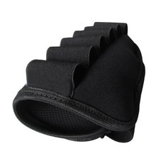 New Portable Outdoor Bullet Bags Adjustable Buttstock Cheek Rest & Ammo Holder Bullets Package Ammo Carrier Case Cartridge Bag(China)
