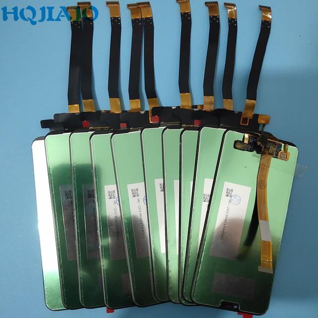 10 Teile/los LCD Display Für HUAWEI P20 Lite ANE LX3 ANE LX1 LCD Display Touchscreen Digitizer Für Huawei P20 Lite AMOLED