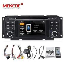 free shipping Car Multimedia player 1din For Jeep/Chrysler/Dodge/Liberty/Wrangler/Sebring/Grand Cherokee Radio GPS