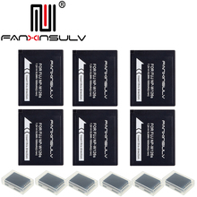 купить 6 x NP-W126 NP W126S Battery + 6 Battery box for Fujifilm Fuji XT3 XA5 XT20 XT2 XT1 XH1 XT10 XE3 X100F SHIP WITH TRACKING NUMBER по цене 3354.68 рублей