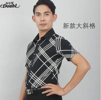 Latin dance costumse long sleeves latin dance tops for men latin dancing jackets
