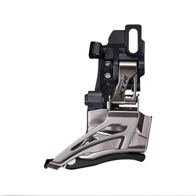 Shimano XTR Derailleur FD-M9025 H Clamp: 34,9; 2x11 Silver//Black