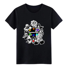 undertale flowe y t shirt create cotton size S-3xl Formal Gift Basic Spring Pictures