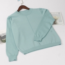 Thick Autumn Winter Women Pullover