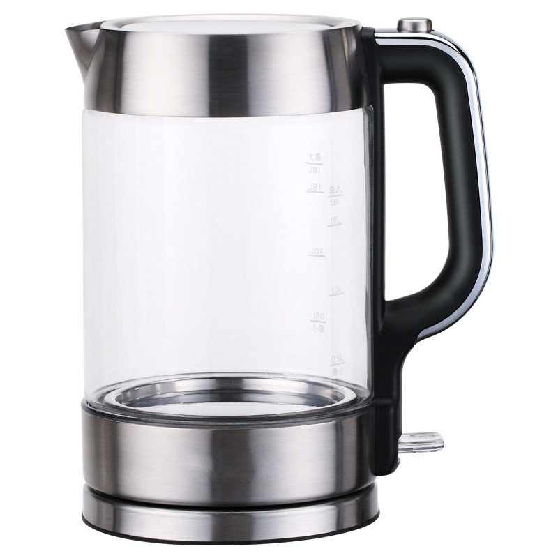 Electric kettle glass electric is imported from Germany садовая химия is far from