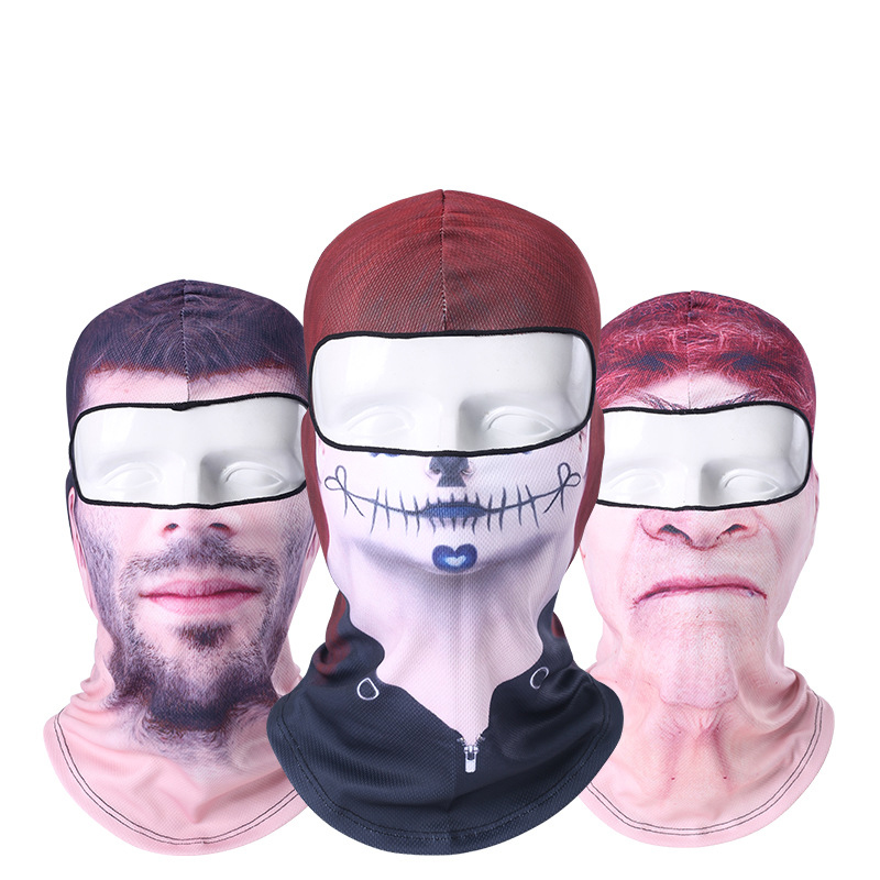 Dnue Air Force Space Command Outdoor Face Mouth Mask Windproof Sports Mask Ski Mask Shield Scarf Bandana Men Woman