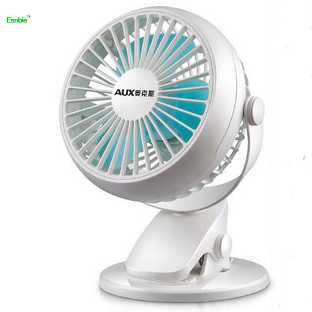 mini fan bed portable mute student hostel clip fan office usb electric fan table wall hanging. Black Bedroom Furniture Sets. Home Design Ideas
