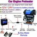 NEW ! Protect Your Car! Car Preheater 12V Remote Control Car Engine Preheater Engine Oil Preheating System 12V Engine Preheater