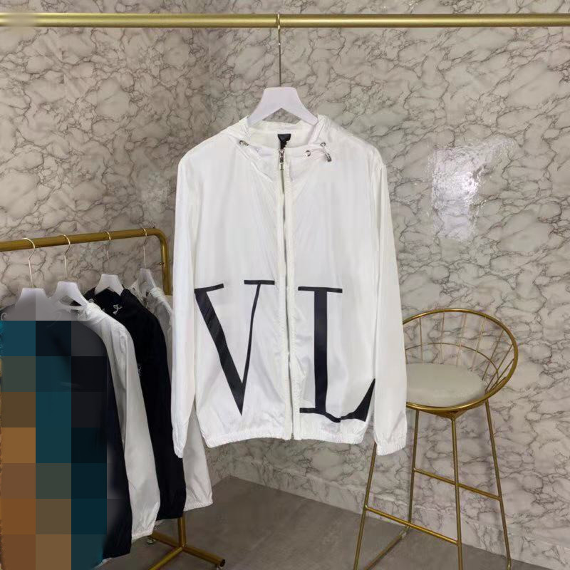 YAH07303      Fashion Men's Coats & Jackets 2019 Runway Luxury famous Brand European Design party style Men's Clothing(China)