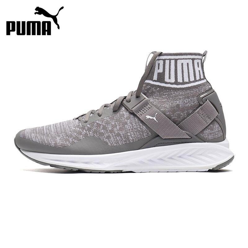 Nouveauté originale 2019 PUMA IGNITE evoKNIT unisexe chaussures de course baskets