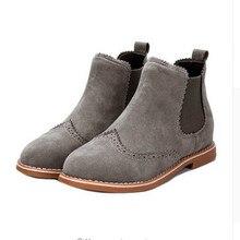 Neue Damen Stiefel Runde Kappe Flache Schuhe Martin stiefel Frau Stiefel Solide Lace Up Frauen Casual Schuhe Comfort Herbst Schuhe