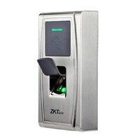 ZKTeco MA300 металла Водонепроницаемый использования вне двери IP65 биометрический считыватель отпечатков пальцев время посещения и контроллер д