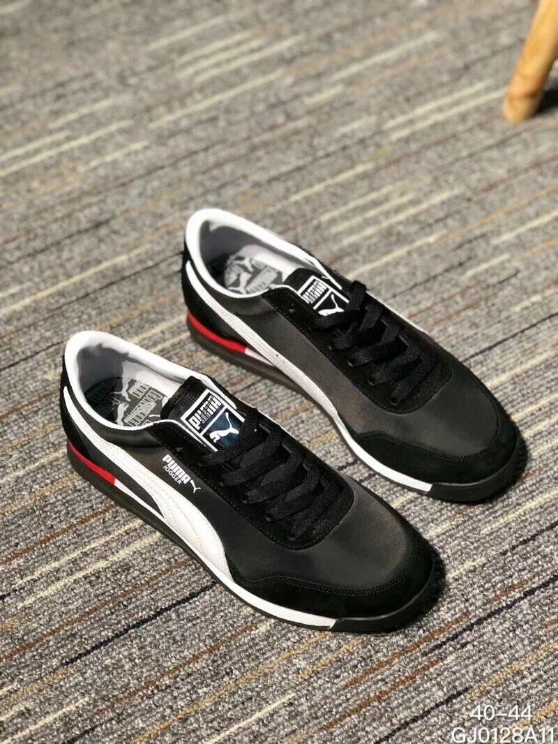 Бесплатная поставка s, Puma Jogger серии новый тип новый тип свет бадминтон обувь