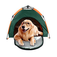 Automatic Foldable Tent Waterproof Anti-UV Easy Installation Breathable For 1-2 Person Family Pets Dog Outdoor Hiking Camping