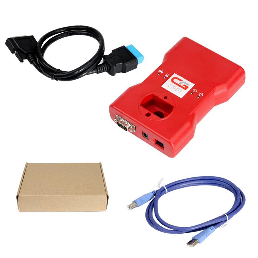 CGDI MSV80 Carro Prog para BMW Programador Chave via OBD IMMO + Segurança + Ferramenta de Diagnóstico 3 em 1 com BMW FEM/EDC Função