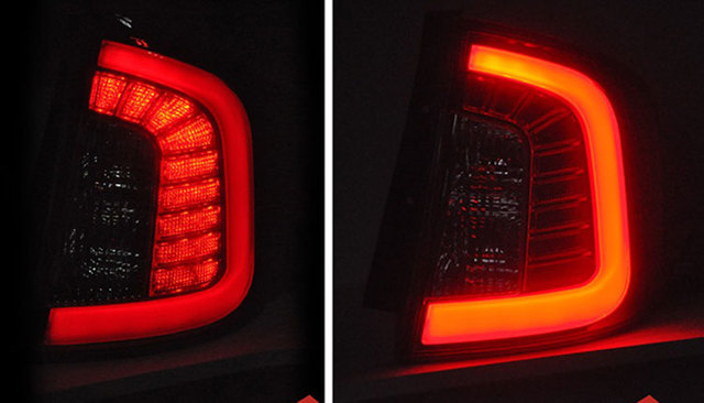High Quality Best Price Led Tail Lights For Ford Edge Tail
