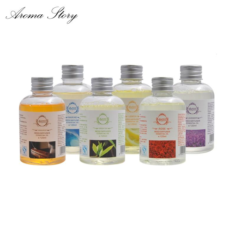 120ml Reed Diffuser Aromatherapy font b Air b font font b Freshener b font font b
