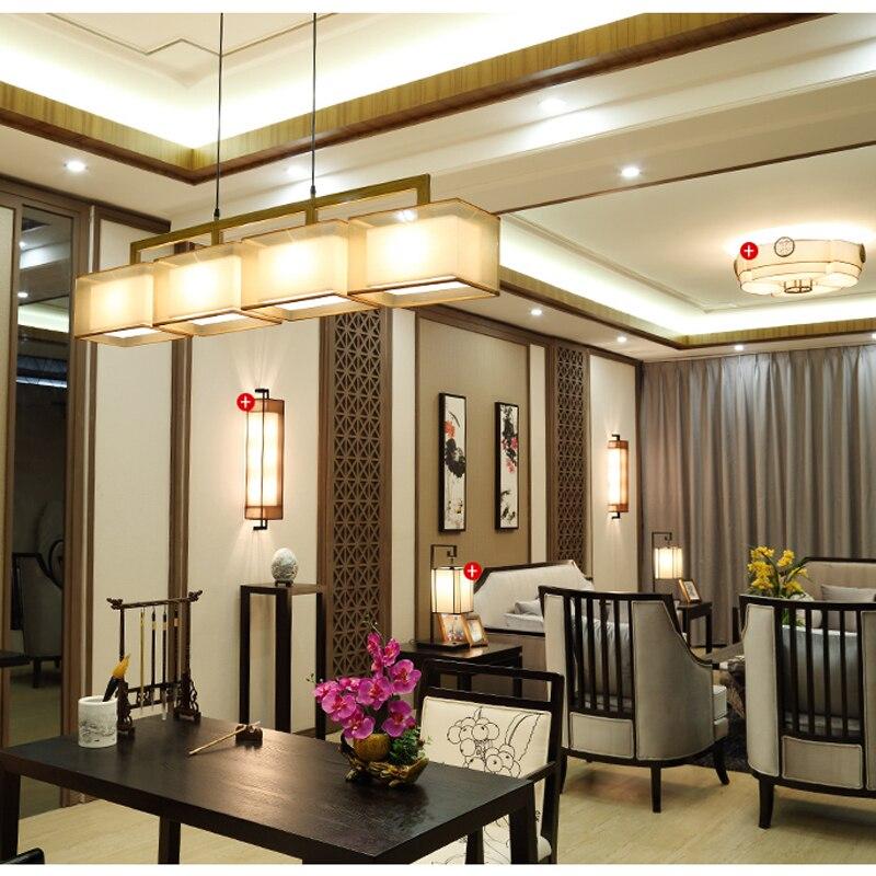 aliexpress koop moderne chinese stijl restaurant hanglampen
