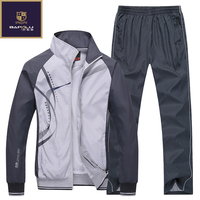 The New Men S Casual Sportswear Men S Casual Jacket Jacket Trousers Outdoor Sports Clothing Men