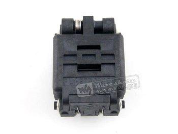 QFN16 MLP16 MLF16 16QN65K14040 QFN Enplas IC Test Burn-in Socket Programming Adapter 4x4mm 0.65Pitch