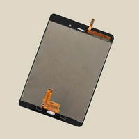 Black/White For Samsung Galaxy Tab A SM T355 T355 8.0 Touch Screen Sensor Digitizer Sensor Glass + LCD Display Panel Assembly
