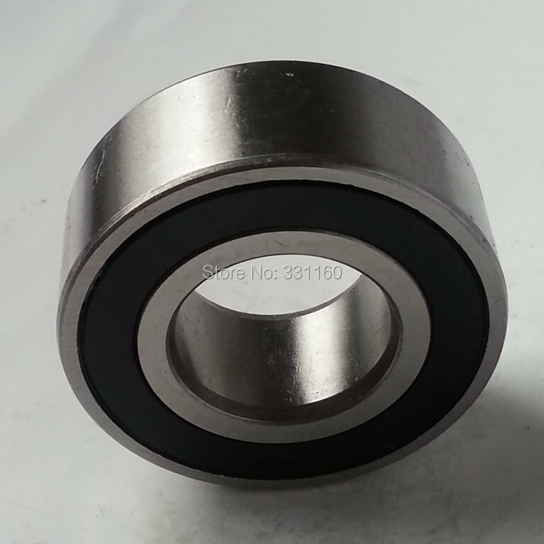 2pcs CSK17-2RS CSK17 2RS NO Keyway cam clutch, one way bearing ,Backstop,sprag freewheels ,17*40*17mm